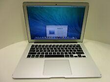 Apple MacBook Air 6,2 Intel Core i5 1.4GHz 128 GB SSD 13-inch  2014 OS X Loaded