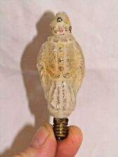 C6 Carbon Filamint Antique Clown Vintage Christmas Light Tested Working 1920's