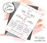Save the Date Scratch off Reveal Cards. Save the Date Idea. Engagement Cards
