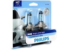 2x NEW PHILIPS CRYSTAL VISION H7 12972CVB2 HEADLIGHTS FOGLIGHTS | PACK OF 2