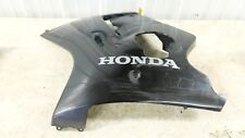 97 Honda CBR 1100 CBR1100 XX Blackbird left side cover cowl fairing panel
