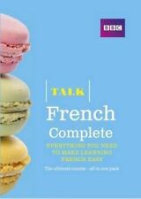 Talk French Complete (Book/CD Pack): Everything you need to make learning French easy by Sue Purcell, Isabelle Fournier (Mixed media product, 2014)