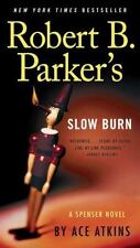 Spenser: Robert B. Parker's Slow Burn 29 by Ace Atkins (2017)