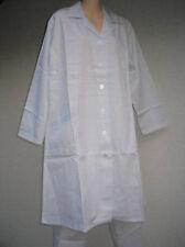 Damen Berufskittel  Arbeitskittel Berufsmantel weiß langarm oder kurzarm  NEU