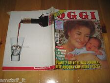 OGGI 1992/34=SASSUOLO CANTADORI=OLIVIA NEWTON-JOHN=GOODWILL ZWELITHINI=JOVANOTTI
