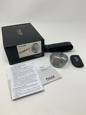 NEW Display POLAR F7 Heart Monitor Watch F7F SIL BOX