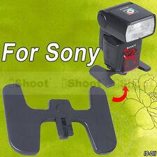 iShoot Blitzhalter blitzneiger für Sony HVL-F58AM/F56AM/F43AM/F42AM/F36AM Blitz