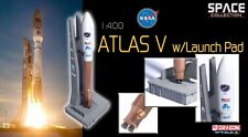Dragon Space Atlas V Rocket with Launch Pad 1/400 Scale 56246