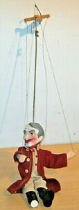MARIONETTE PUPPET - unknown age / maker - damaged