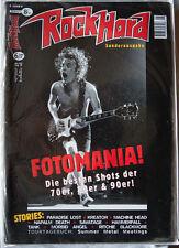 ROCK HARD German Magazine 1997 AC/DC ps + Machine Head Kreator FOTOMANIA