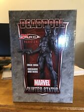 BOWEN DESIGNS DEADPOOL X-FORCE STATUE X-MEN Sideshow Bust Marvel MIB 416/885