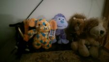 LOT OF 5 GANZ WEBKINZ'S  Plush toys