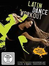 Latin Dance Workout  DVD/NEU/OVP