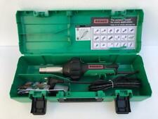 Leister Triac ST 141.227 Plastique Soudeur Air Chaud Ecoutez Pistolet 230V 1600W