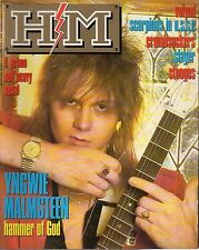rivista - H/M HEAVY METAL - Anno III Numero 44
