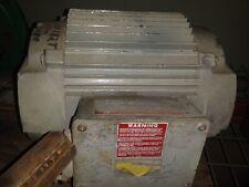 5 HP 182T Frame 3480 RPM AC Motor