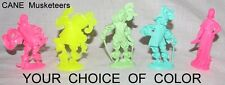 Cane of Italy French Musketeers 5 in 5 poses 70mm toy soldiers