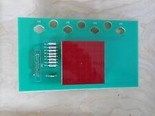 Pachislo Slot Machine LED Board from Heiwa Golgo 13 & Others G0002-S09 Meiko