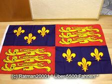 Fahnen Flagge England Royal 1405 -1603 - 90 x 150 cm