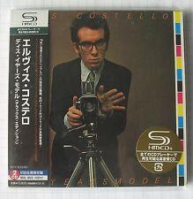 Elvis costello-This year's Model Japon SHM MINI LP 2cd OBI NOUVEAU! UICY - 93537/8