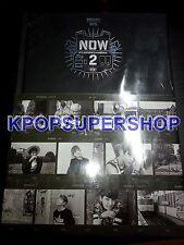 BTS Photobook 'Now 2' in Europe & America DVD and Photobook Great Bangtan Boys