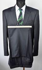 Designer LANIFICIO 1881 CERRUTI Wool Suit UK 40 Blazer Pants W32 L30 2 Pieces