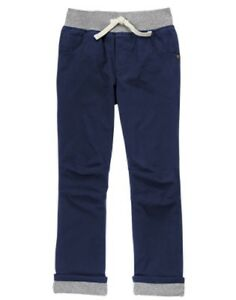 NWT Gymboree Boys Pull on Pants Navy Blue Jersey lined Sky Rider Many Sizes