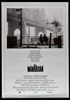 Manifesto Manhattan Woody Allen Meryl Streep Diane Keaton Mariel Hemingwat P03