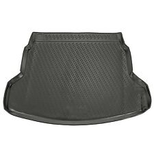Honda CR-V 4th Gen 12-18 Rubber Boot Liner Fitted Black Floor Mat Protector Tray