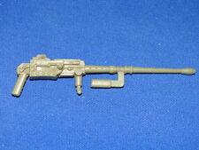 1984 Roadblock Rifle Part Great Shape Vintage Weapon GI Joe