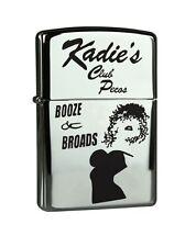 Diamond Select Sin City Kadies Club Zippo Lighter