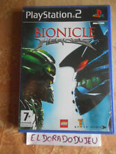 ELDORADODUJEU > BIONICLE HEROES Pour PLAYSTATION 2 PS2 VF COMPLET PROCHE NEUF
