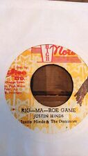 Rig-Ma-Roe-Game/Justin Hinds & The Dominoes
