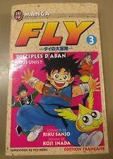 Fly 3 : Disciples d'Aban - Riku Sanjo Koji Inada - J'ai Lu manga VF dragon quest