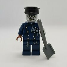 LEGO Monster Fighters Zombie Driver Minifigure mof012 9464 9465 30200 40076