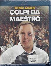 Blu-ray **COLPI DA MAESTRO** con Kevin James nuovo sigillato 2012