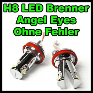 Angel Eyes H8 LED Marker white 3er BMW E90+E91 LCI #splited# new