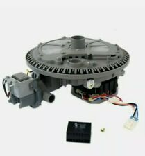 Samsung DD82-01246A Dishwasher Pump Drain and Circulation Motor Sump Assembly