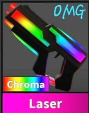 mm2 godly knives CHROMA LASER