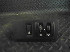 2008 RENAULT LAGUNA 2.0 DCi Dynamique 5DR TRACTION & HEADLIGHT CONTROL SWITCHES