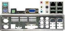 ATX Blende I/O shield ABIT I-N73V I-N73HD I-N73H #145 NEU io NEW backplate