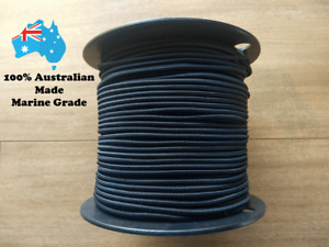 5mm Shock cord / Bungee Cord 100% Australian Made. 5m, 10m, 25m, 100m