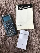 Texas Instruments TI-82 Scientific Calculator