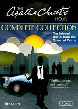 The Agatha Christie Hour: Complete Collection  10 Stories   DVD  LIKE NEW