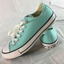 Converse All Star Chuck Taylor All Star Mens Size 6 Tiffany Blue Low OX NEW