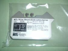 MTL.. 761AC.. tecnología de medición.. derivación Diodo Barrera de seguridad nuevo, Empaquetado