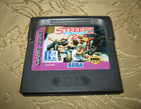 Streets of Rage 2 Sega Game Gear TESTED Authentic Free shipping & Tracking