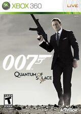 James Bond 007: Quantum of Solace - Xbox 360 Game