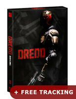 Dredd - Blu-ray Steelbook Black PET Slip Case Limited Edition (2015) / NOVA 08