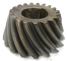 "MITER GEAR, SPIRAL GEAR, TAPERED GEAR, 19T, 19 TEETH, 3 1/4"" ID"